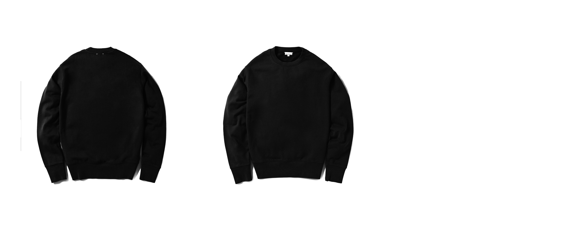 Light Sweatshirt Black