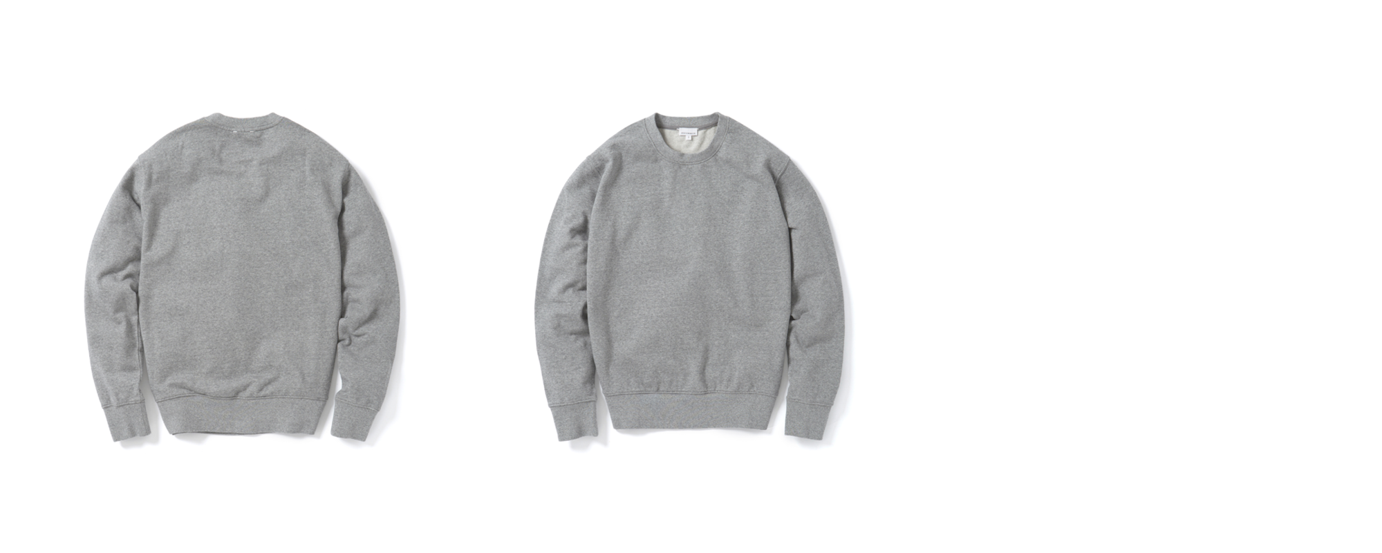 Light Sweatshirt Grey