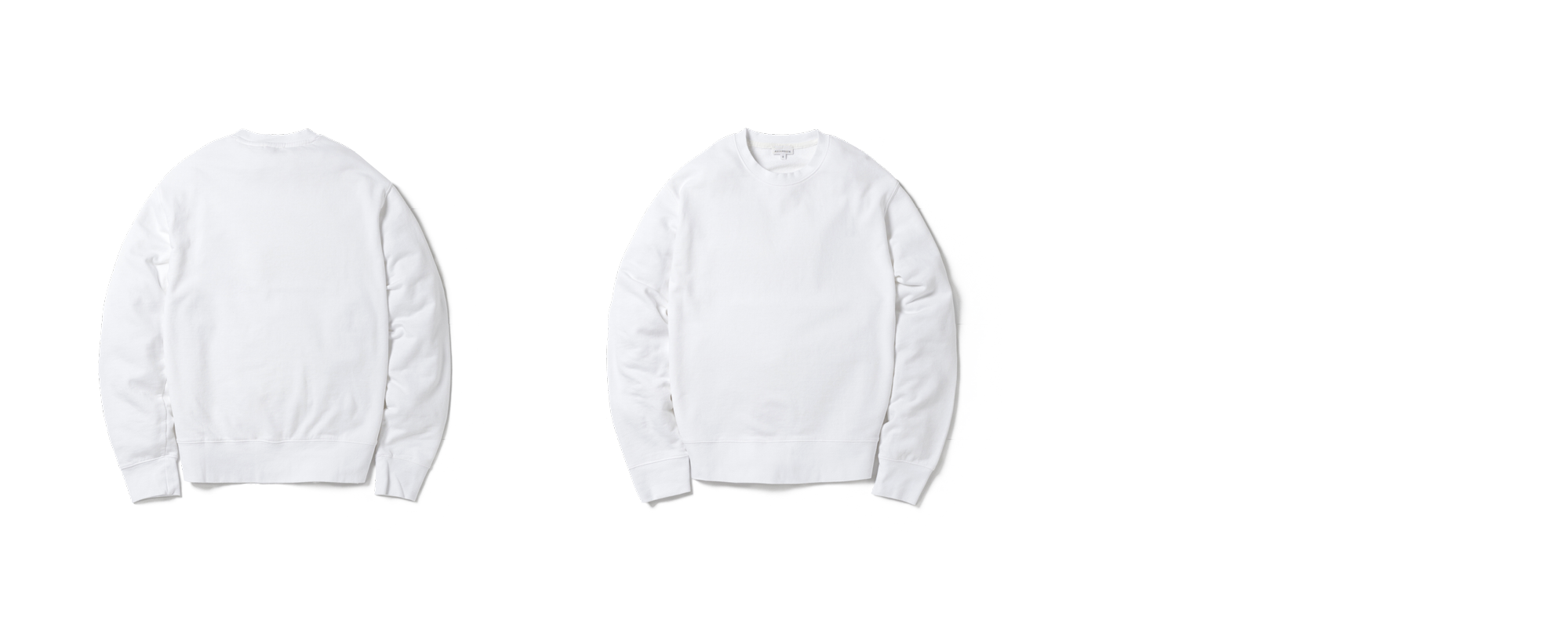 Light Sweatshirt White