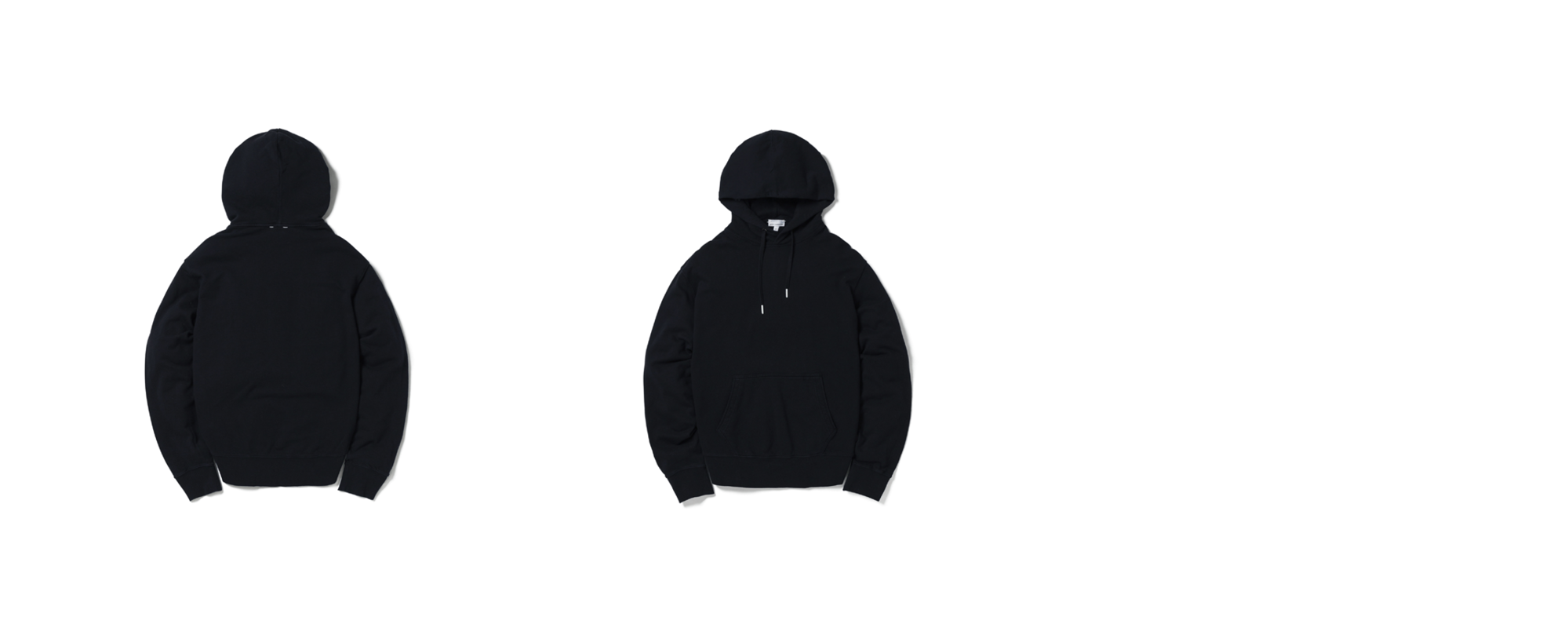 Light Pullover Hoodie Deep Navy