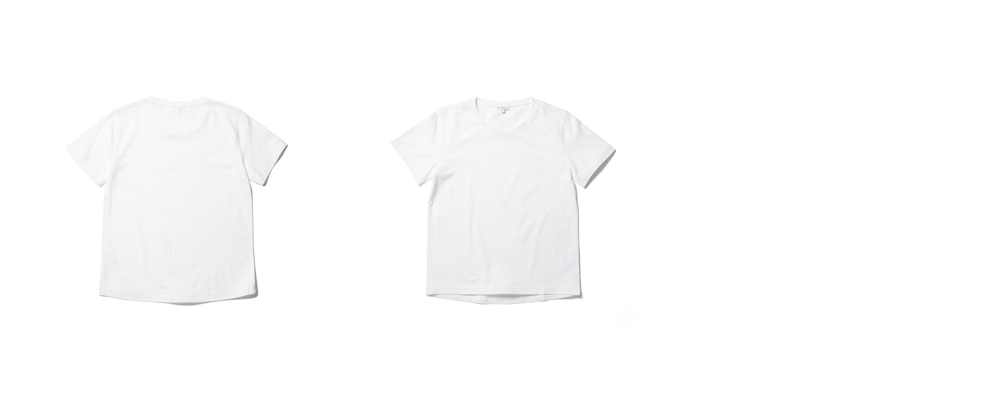 [Women] Light Half Sleeve Tee  White