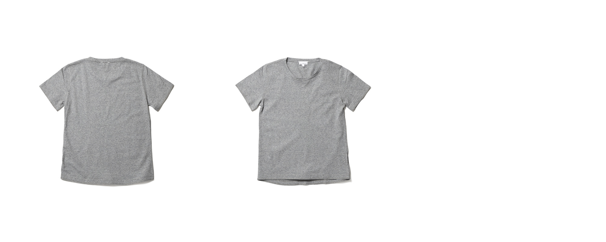 [Women] Light Half Sleeve Tee  Grey