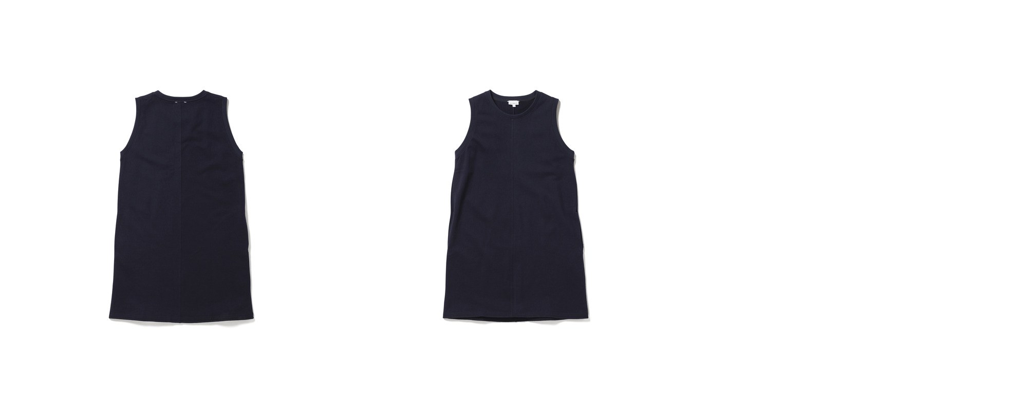 [Women] Mid Jersey Dress  Navy