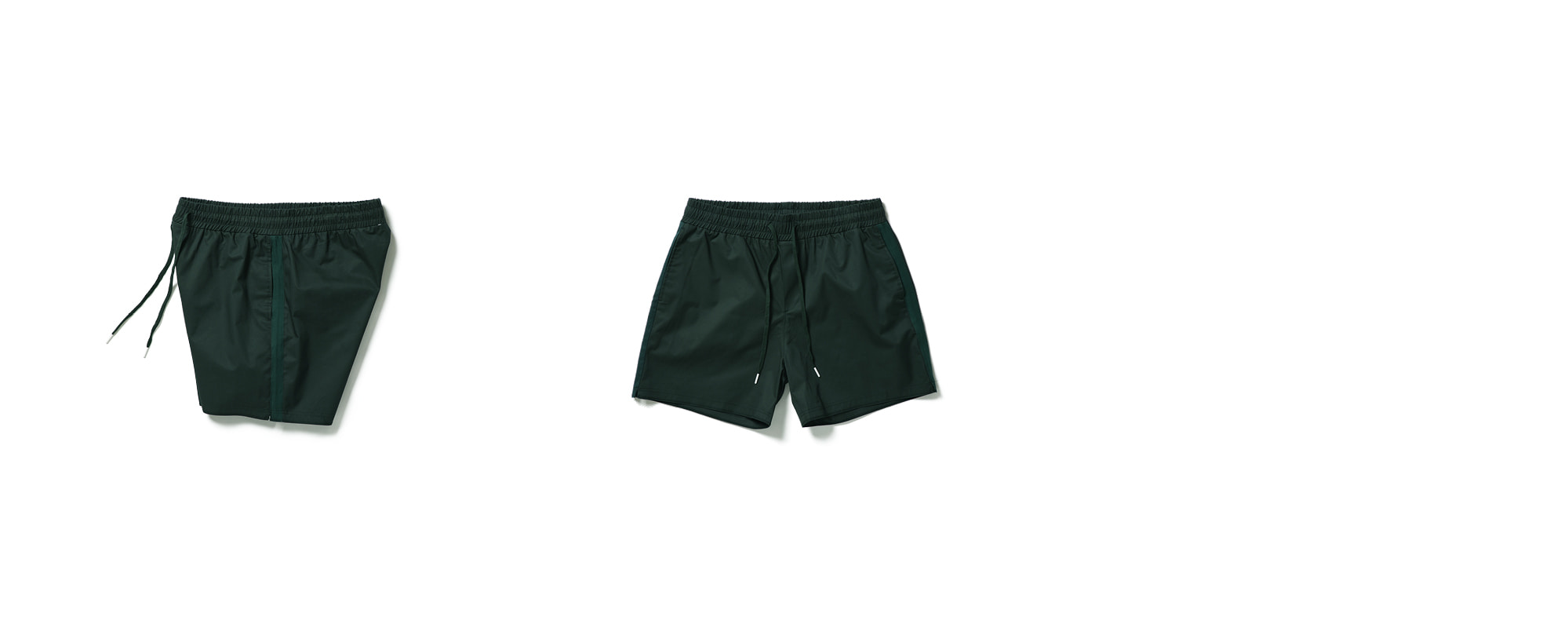 Double Shorts Green